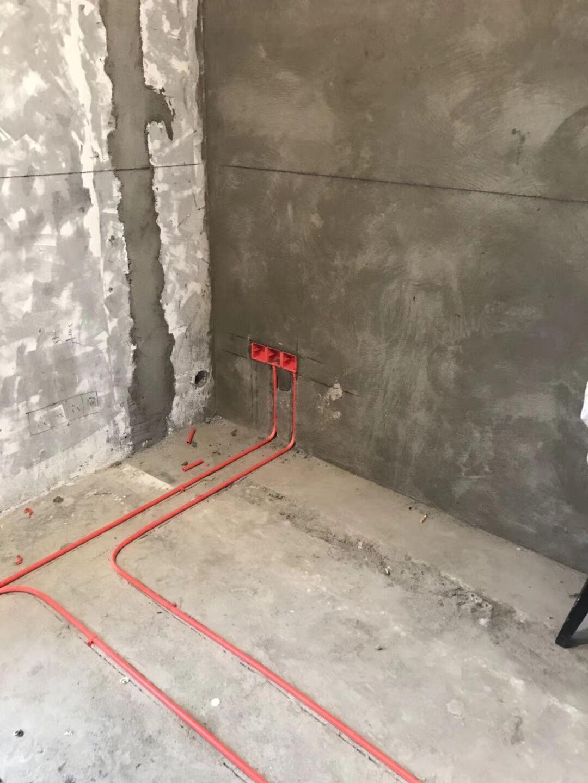 成都装修 成都水电改造 朗基御今缘装修 第1张图