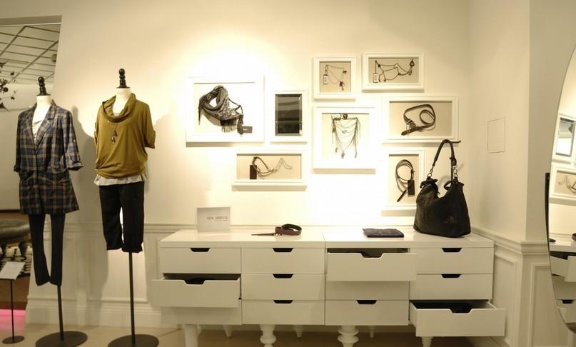 服装店工作室装修设计实景图