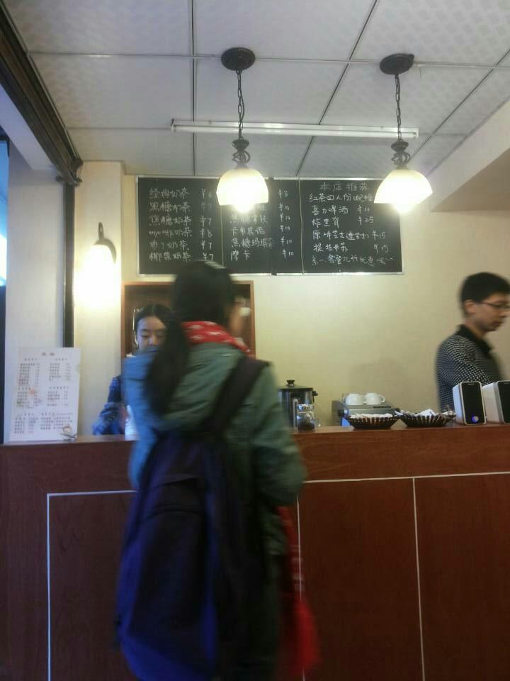 8平米奶茶店装修施工现场以及完工效果图(感谢业主对我们的信任)