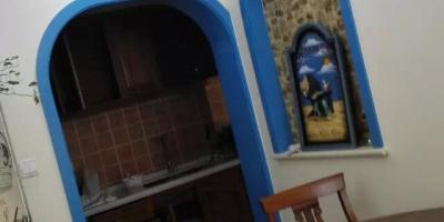 中铁骑士公馆地中海风格装饰装修设计效果图