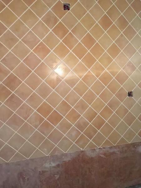 龙湖世纪风景厨卫贴砖施工图