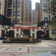 中洲中央城邦裝修交底現場,個個都是大咖