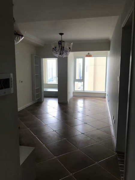 建发翡翠鹭州装修完工效果图 卧室是地砖你知道?