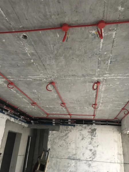 中德英倫世邦裝修 成都水電改造圖 第1張