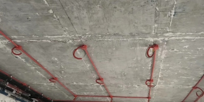 成都中德英倫世邦水電改造裝修圖