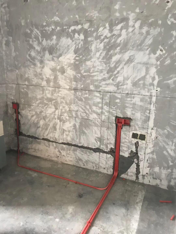 成都装修 成都水电改造 朗基御今缘装修 第2张图