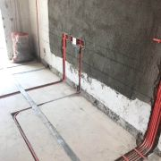 成都佳兆业威登郡水电改造完工图实拍(业主已验收)