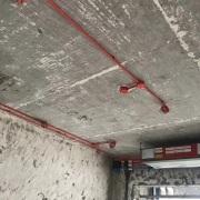 成都装修水电改造施工现场图