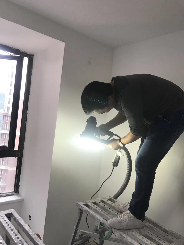装修贴砖效果图 成都装修 成都装修队 成都装修公司 第5张图