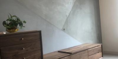 成都海亮樾金沙簡約風裝修實景效果圖【已完工】