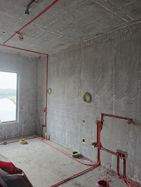 成都装修队-建发浅水湾-水电改造-成都装修公司推荐
